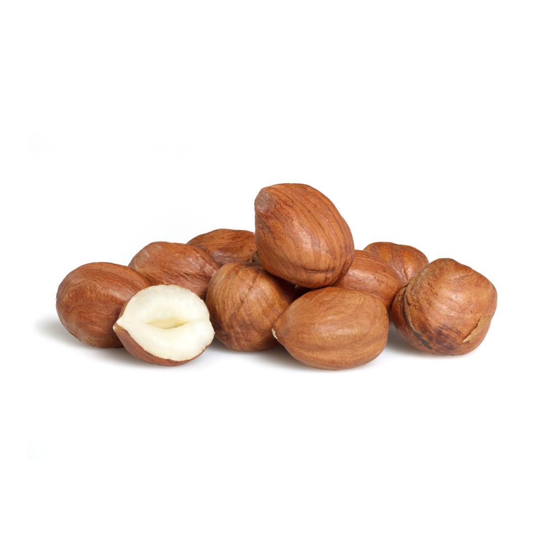 Hazelnuts, Organic