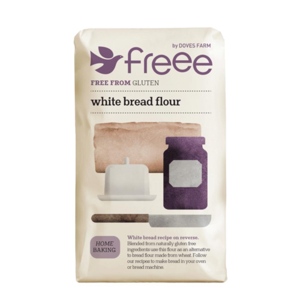 Gluten Free White Bread Flour, Organic