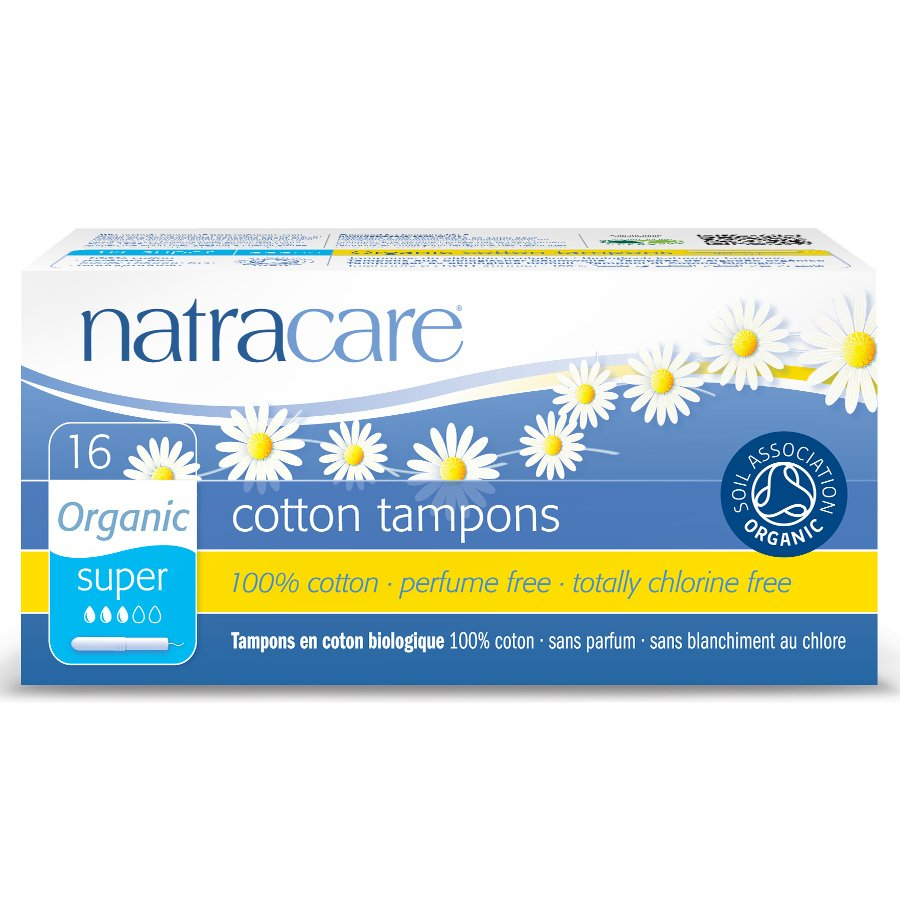 Natracare Cotton Tampons