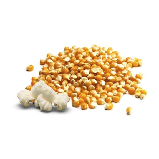 Popcorn, Organic