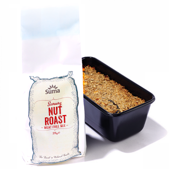 Nut Roast Mix - Savoury/Vegan (370g), Organic
