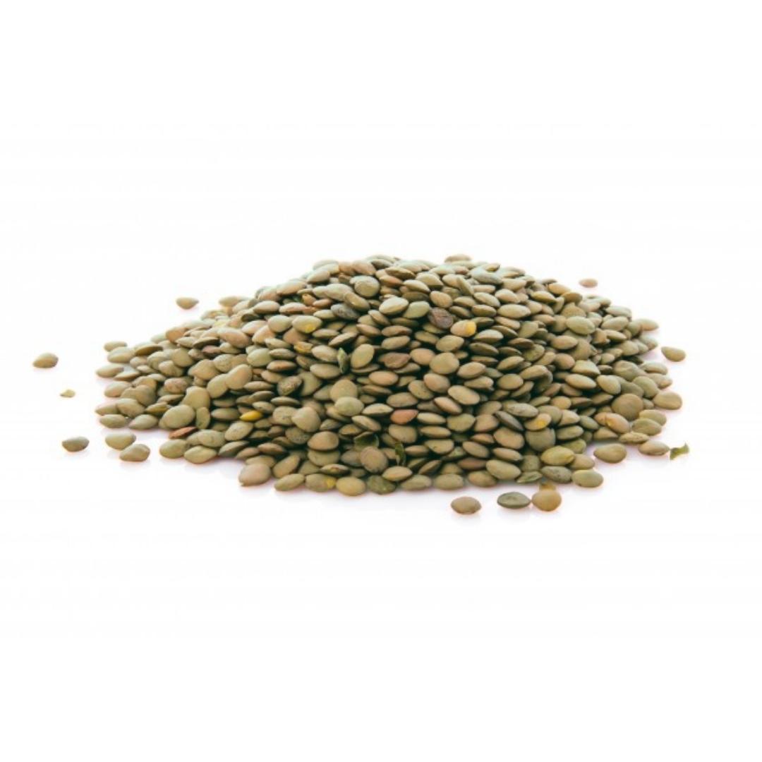Green Lentils, Organic