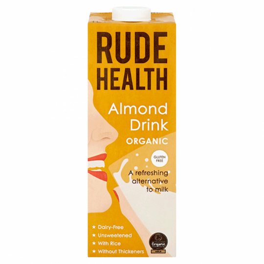 Almond Milk, Rude Health