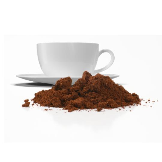 Medium Roast Ground Coffee, Organic & Fairtrade