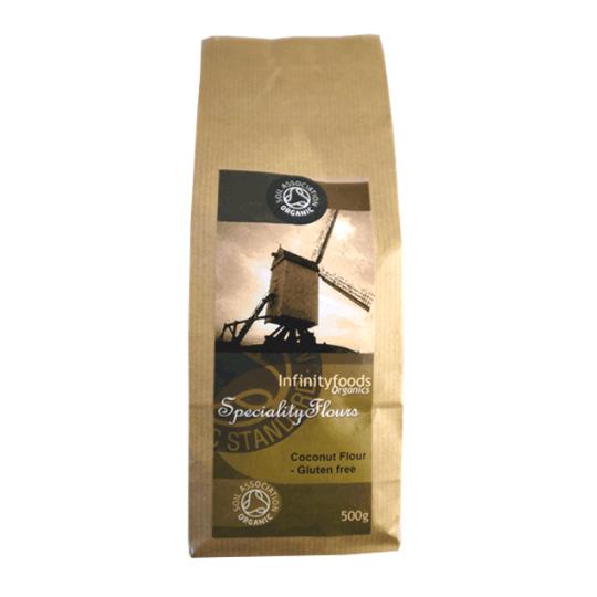 Coconut Flour, Organic (GF)