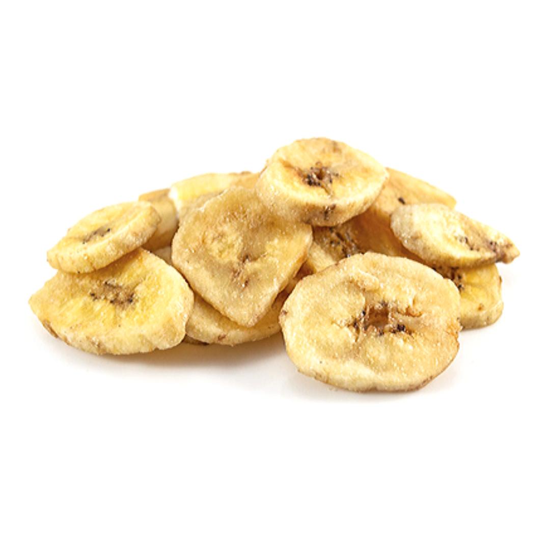 Banana Chips, Organic