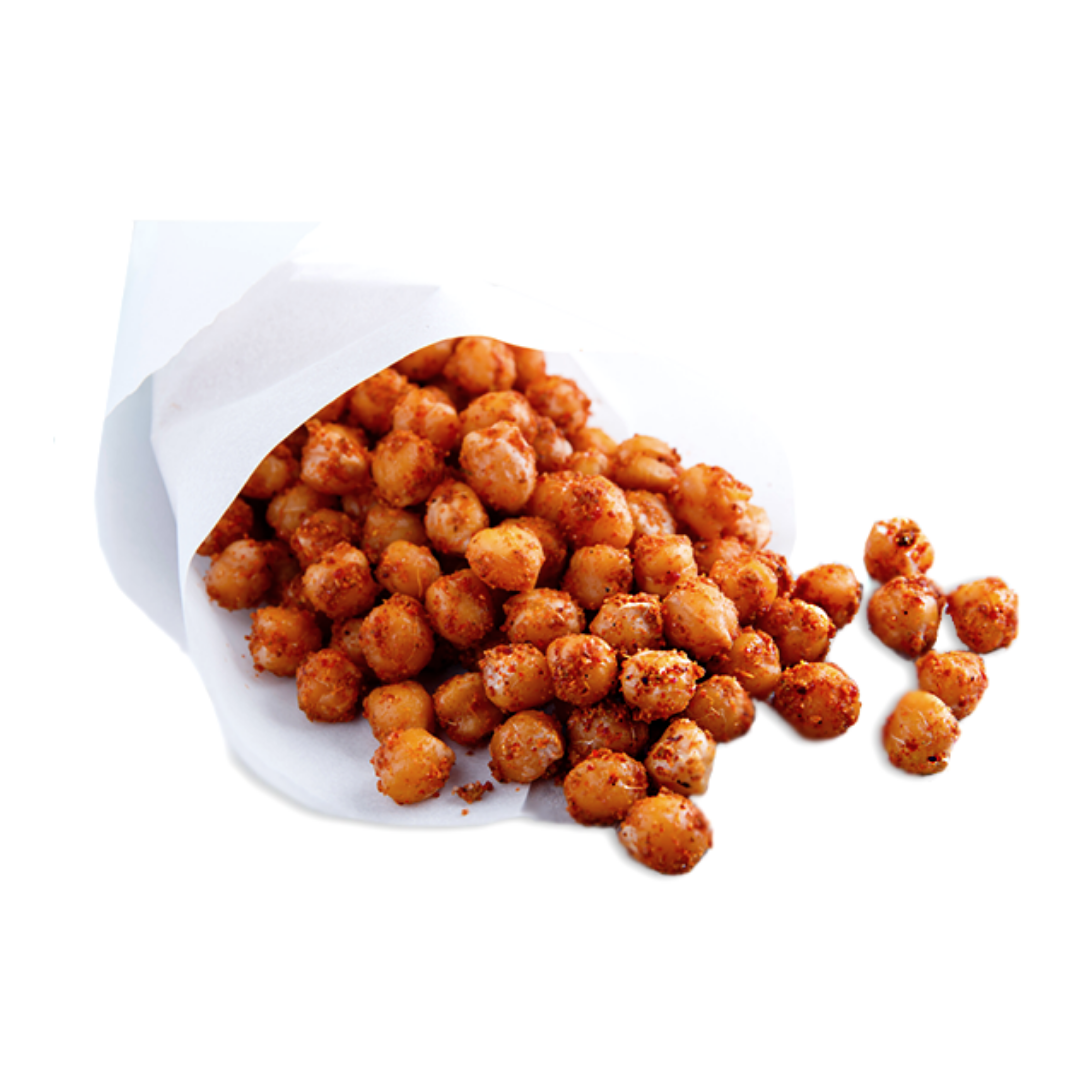 Spiced Roast Chickpeas, Organic