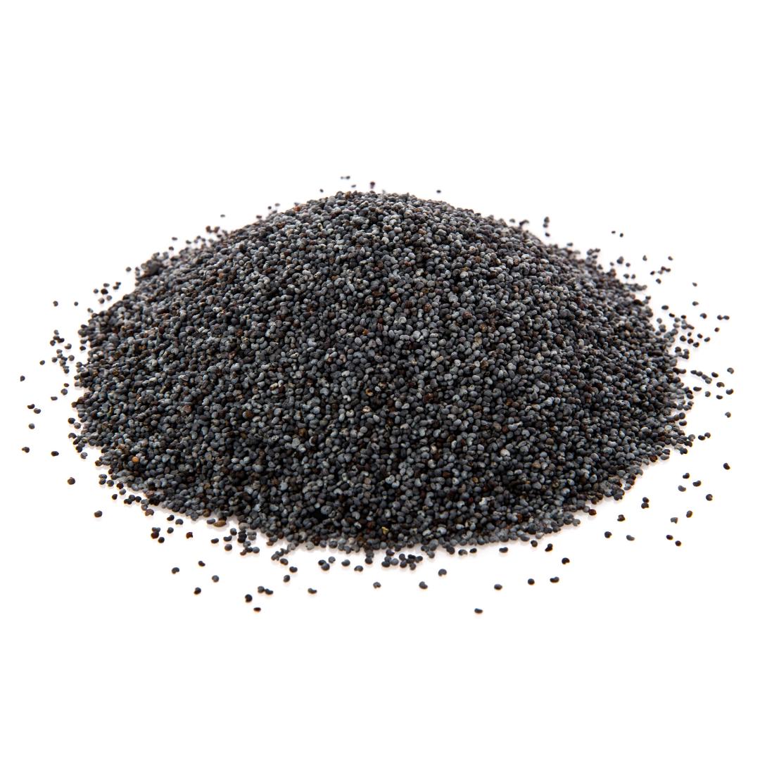 Poppy Seeds, Organic