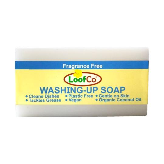 LoofCo Washing Up Soap Bar