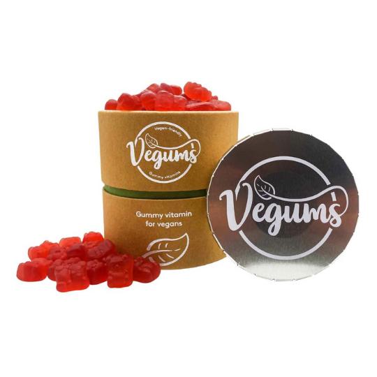Vegums Multi Vitamins - Vegan