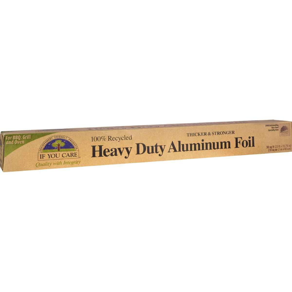 Aluminium Foil (Heavy Duty), If You Care
