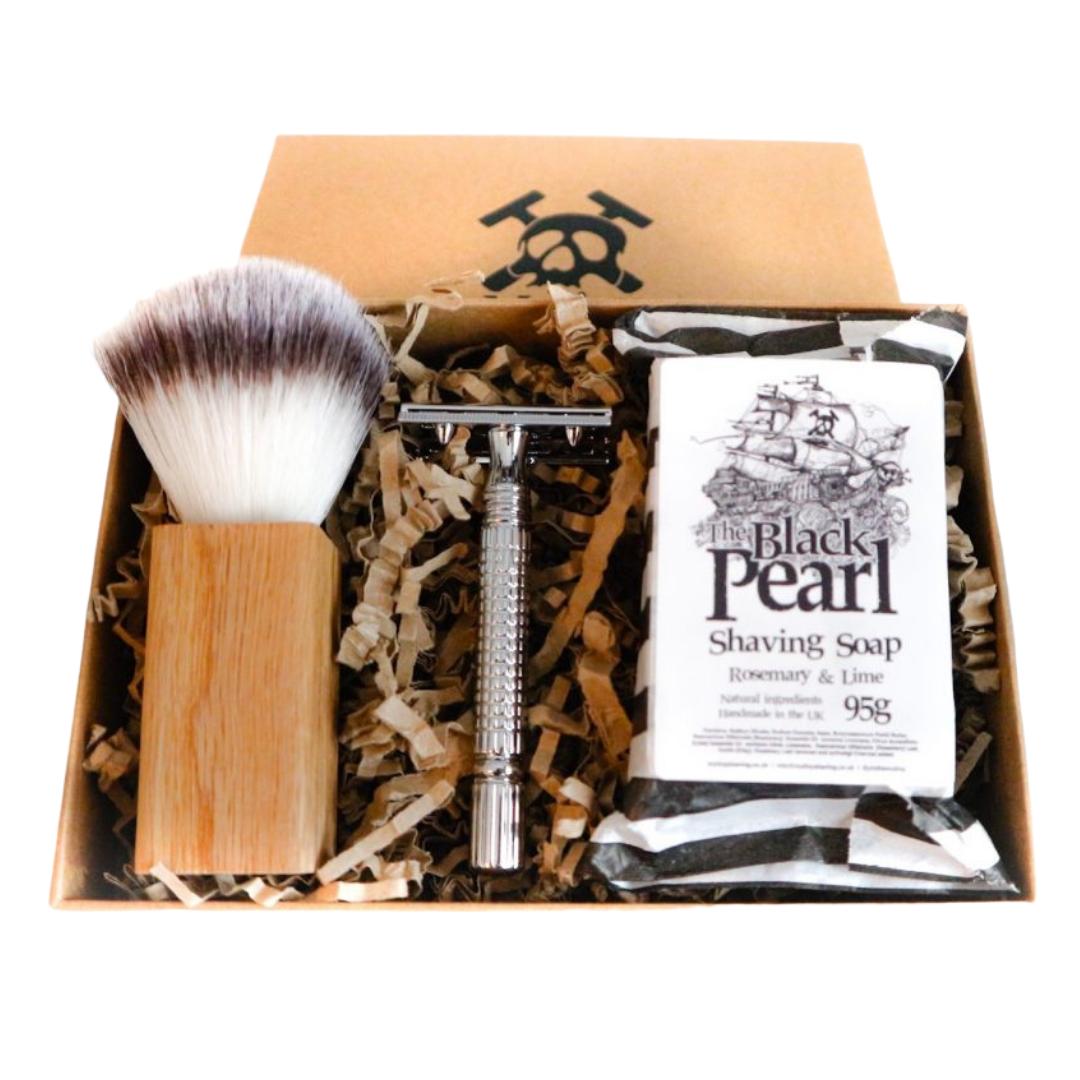 Mutiny Shaving Kit - Plastic Free