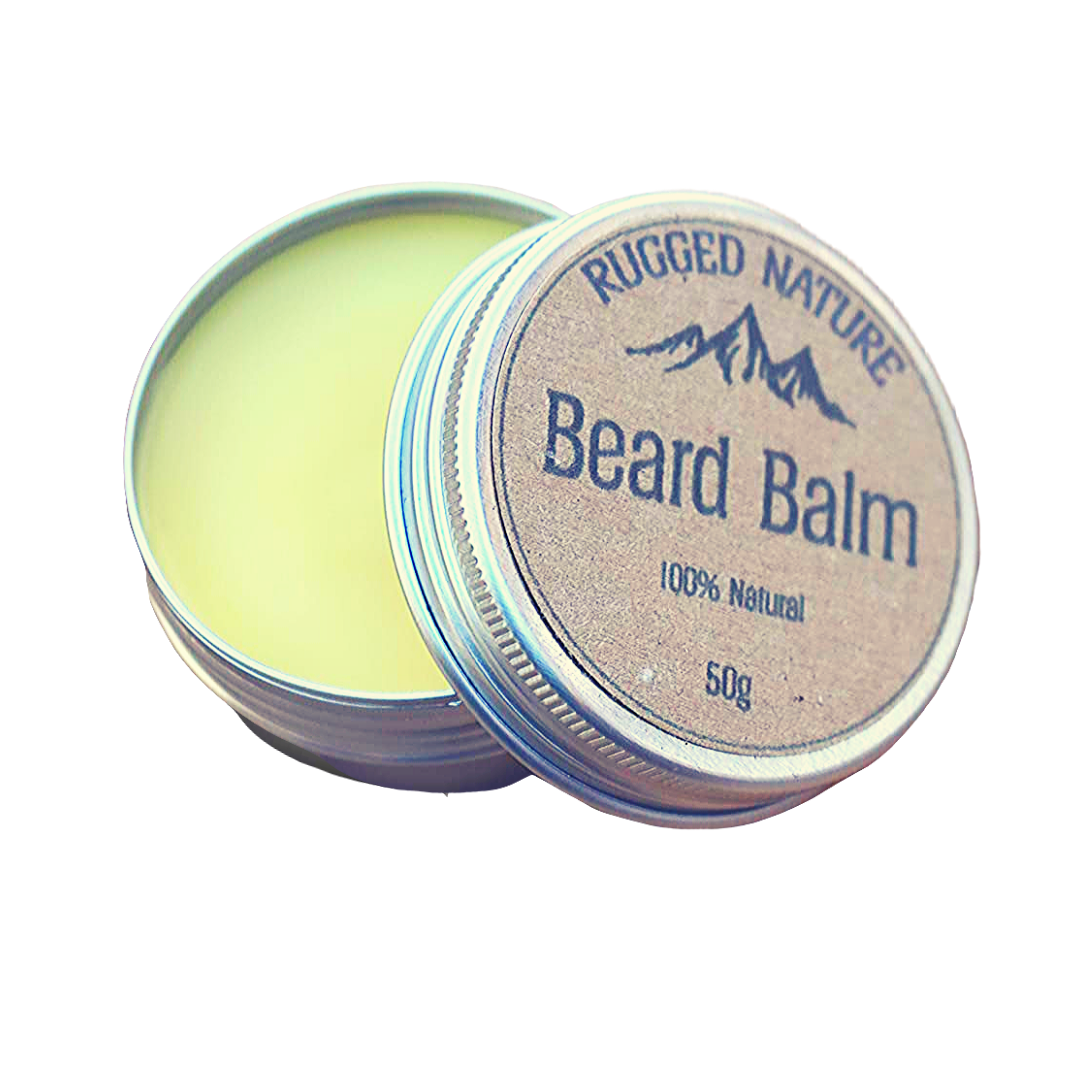 Rugged Nature Beard Balm, 50g