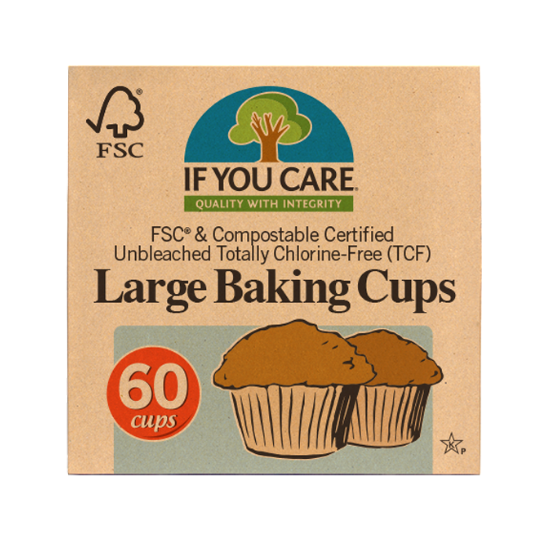 Baking Cups (60 Cases), If You Care
