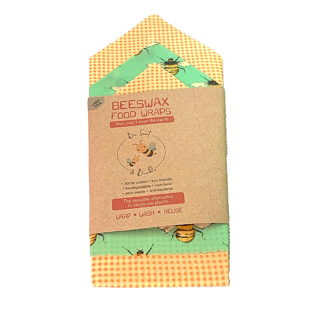 Bee Sweet Beeswax Food Wrap