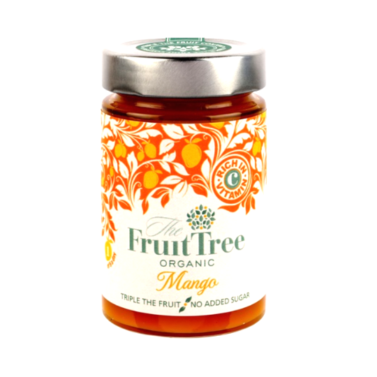 Mango Fruit Spread Organic, The Fruit Tree