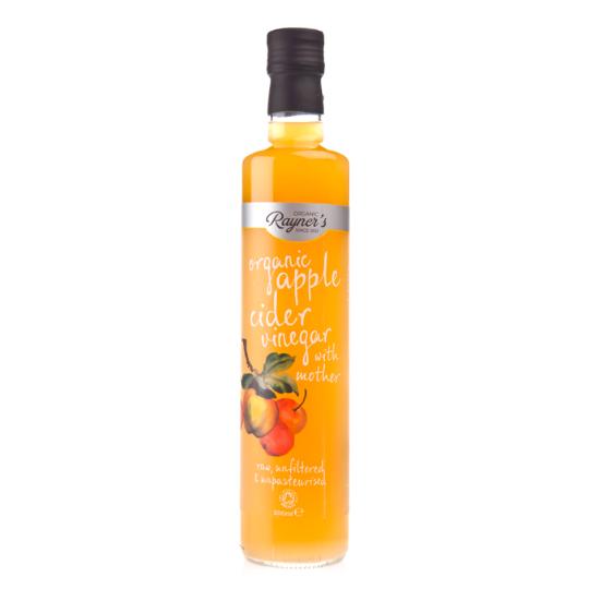 Apple Cider Vinegar (500ml), Organic