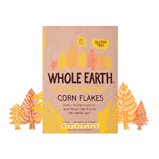 Cornflakes, Whole Earth Organic
