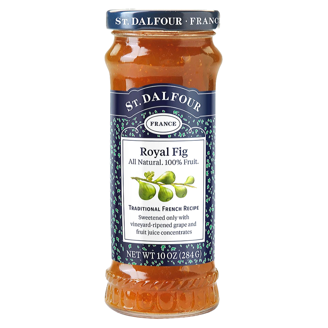 St Dalfour Fig Royale Fruit Spread