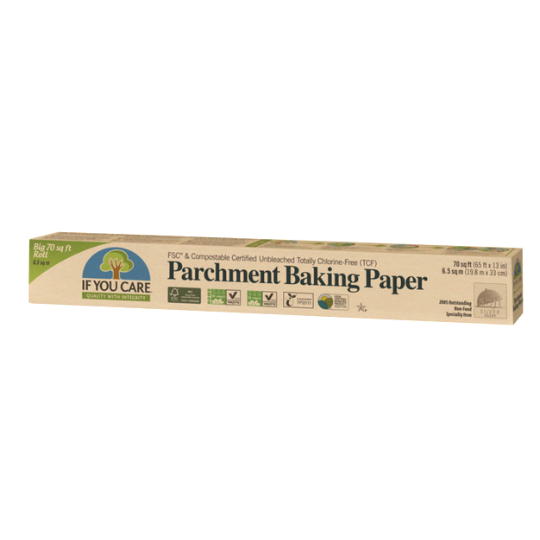 Baking Parchment Paper, Unbleached - If You Care
