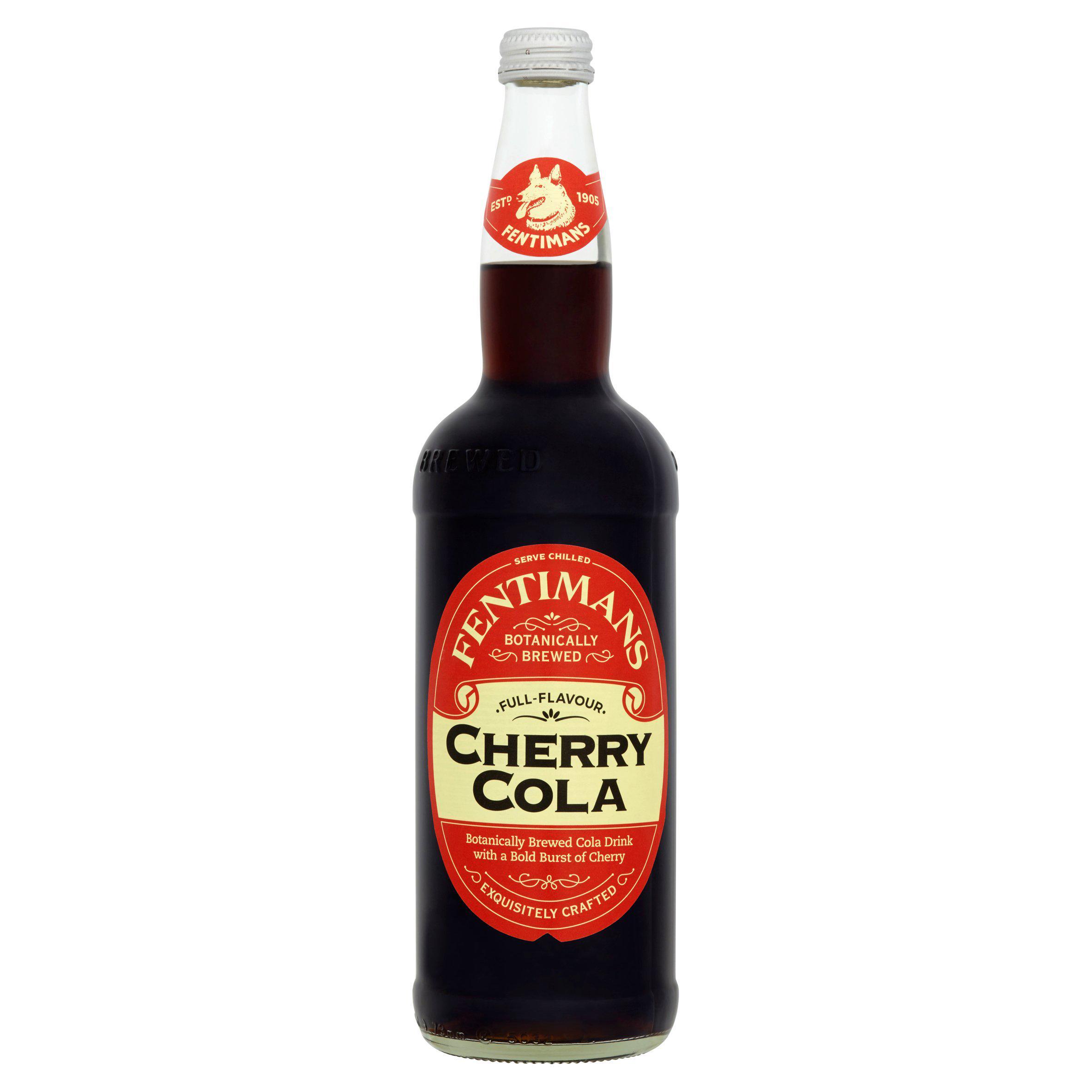 Cherry Cola (750ml), Fentimans