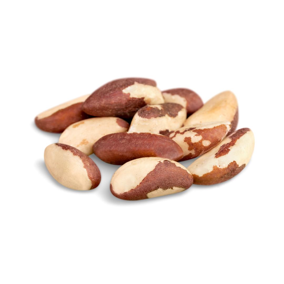 Brazil Nuts, Organic Whole
