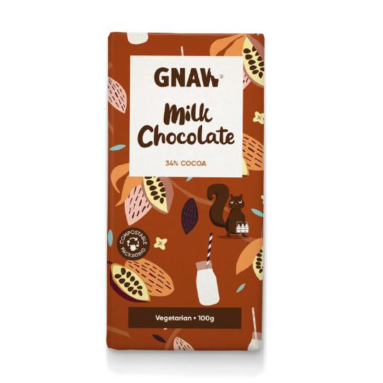 Milk Chocolate Bar, Gnaw