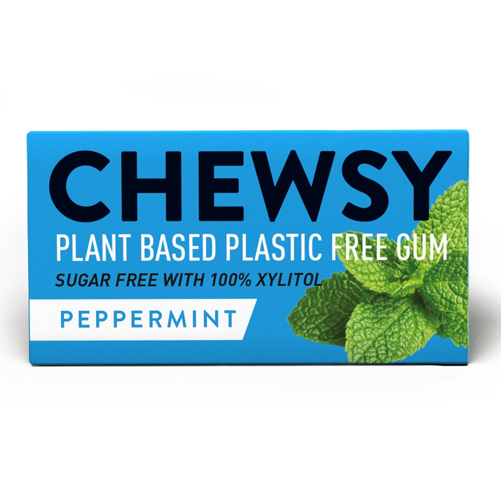 Chewsy Chewing Gum - Plant based