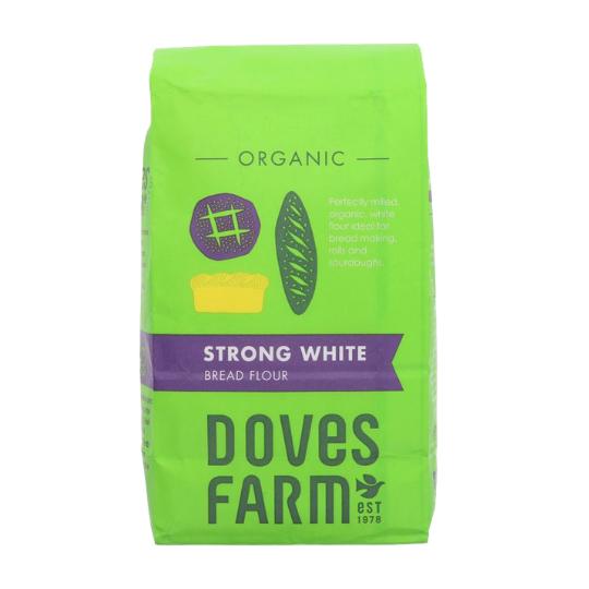 Strong White Flour Doves Farm (1.5kg), Organic