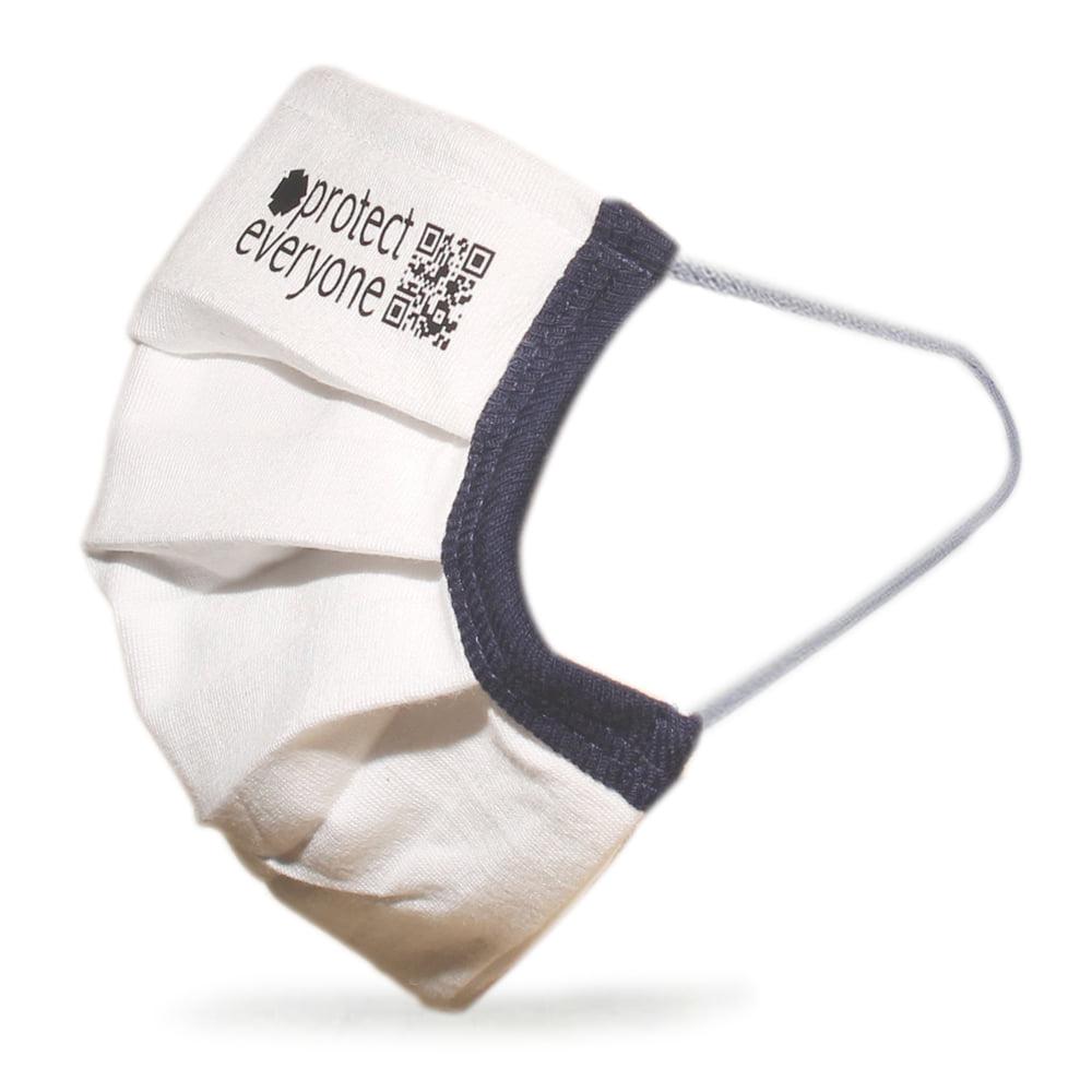 100% Organic Cotton 3 Layer Face Mask