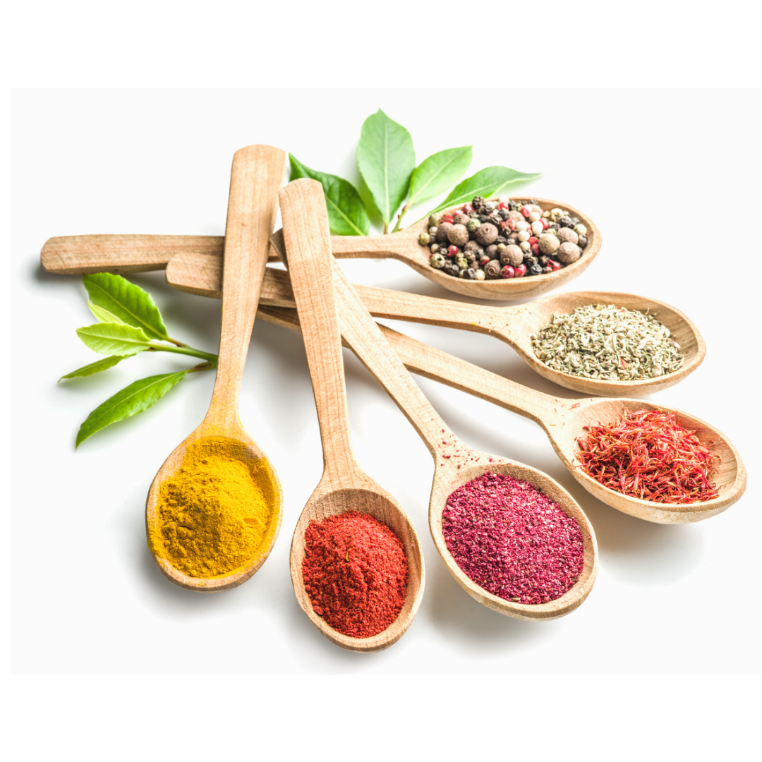 Loose Herbs & Spices, Organic