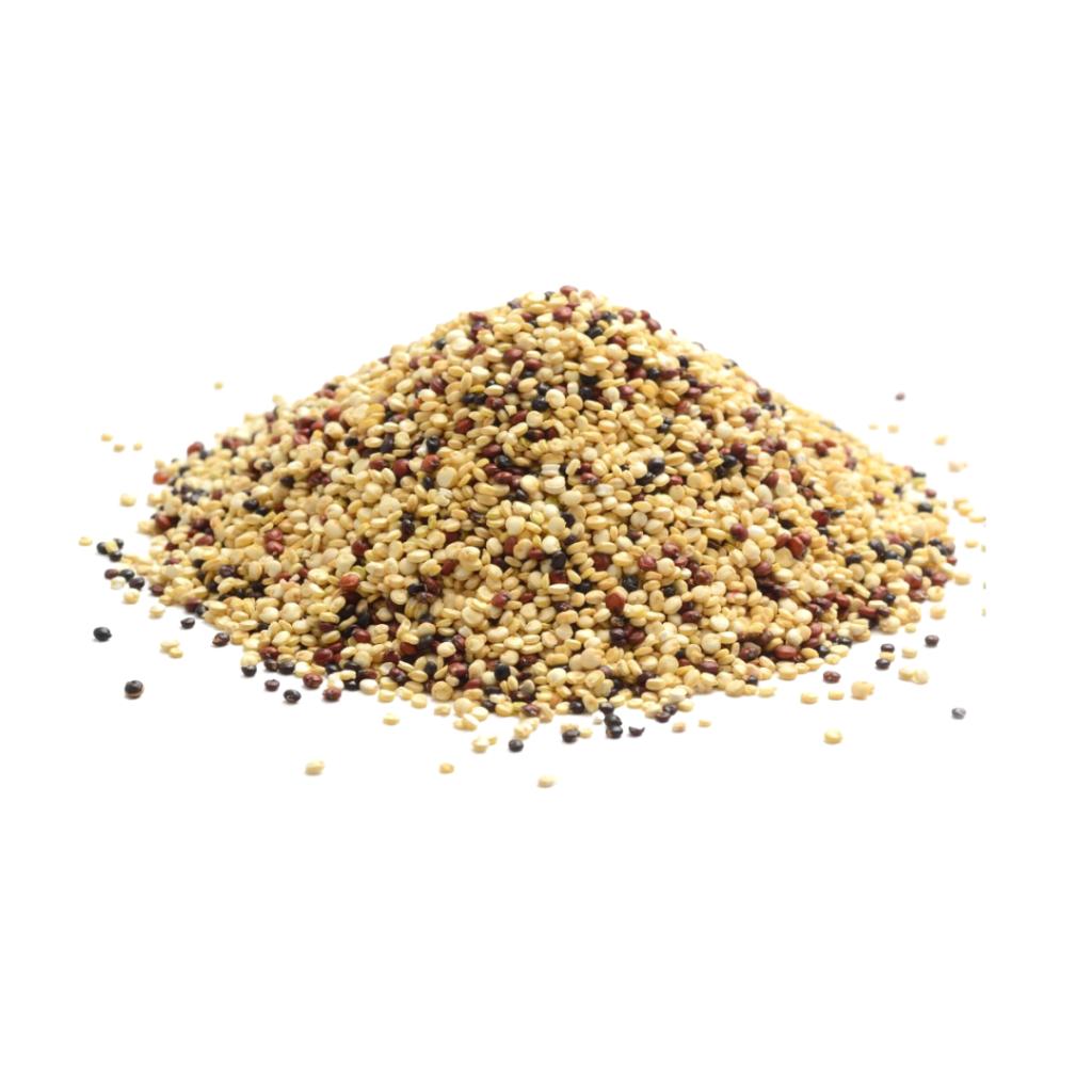 Tricolour Quinoa, Organic
