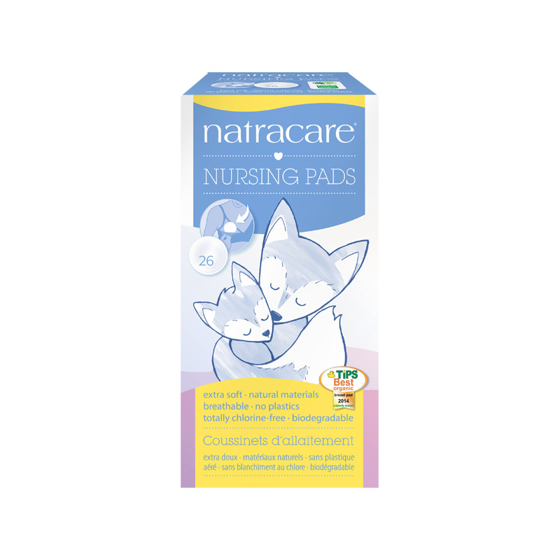 Natracare Nursing Pads (x26)
