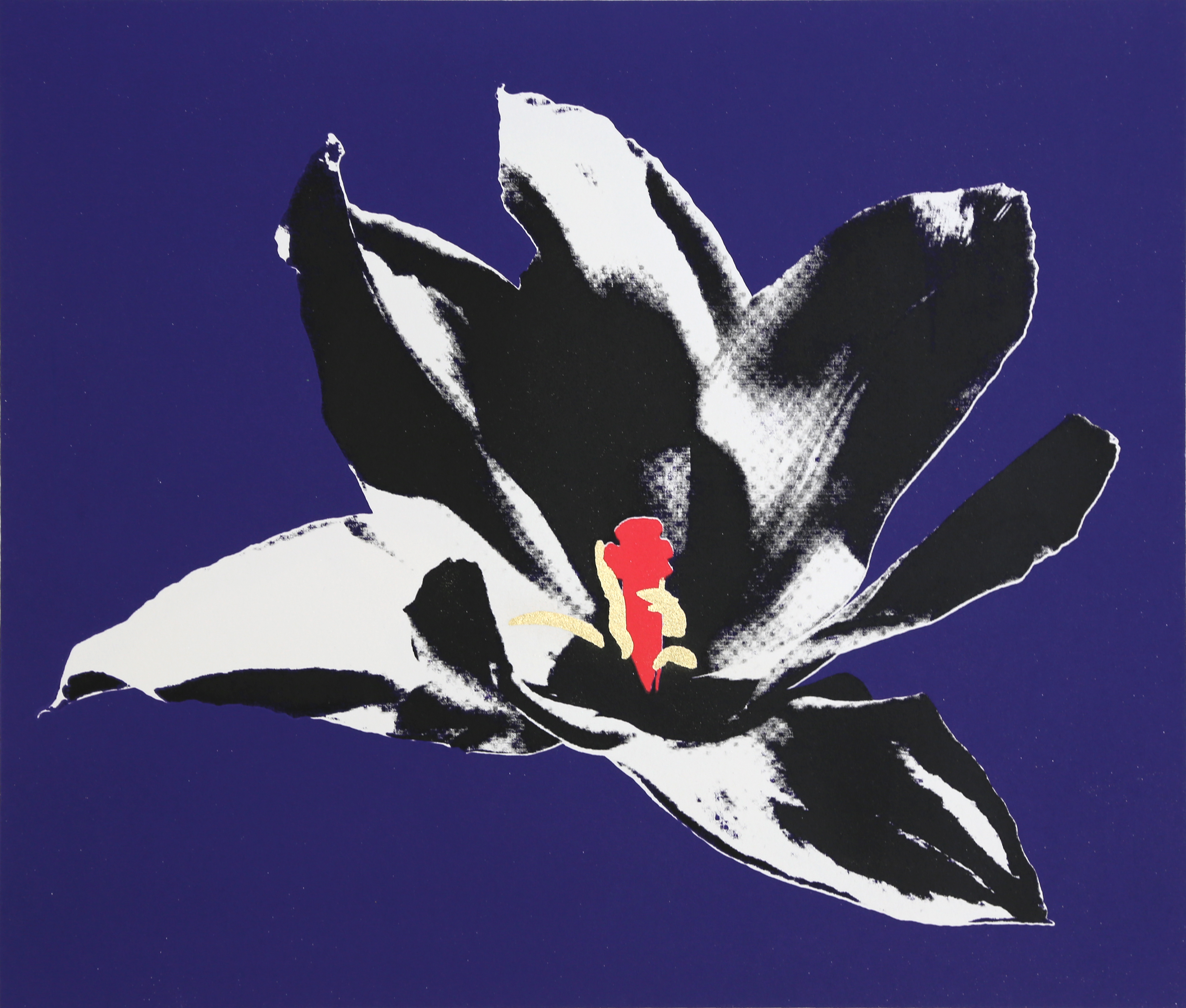 Flower Power - Purple is the New Black