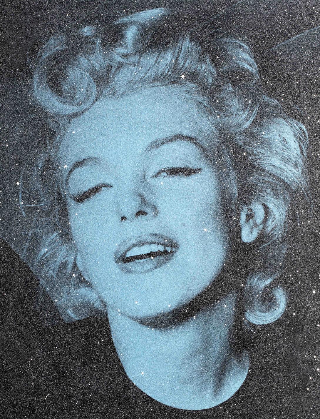 Marilyn with DD