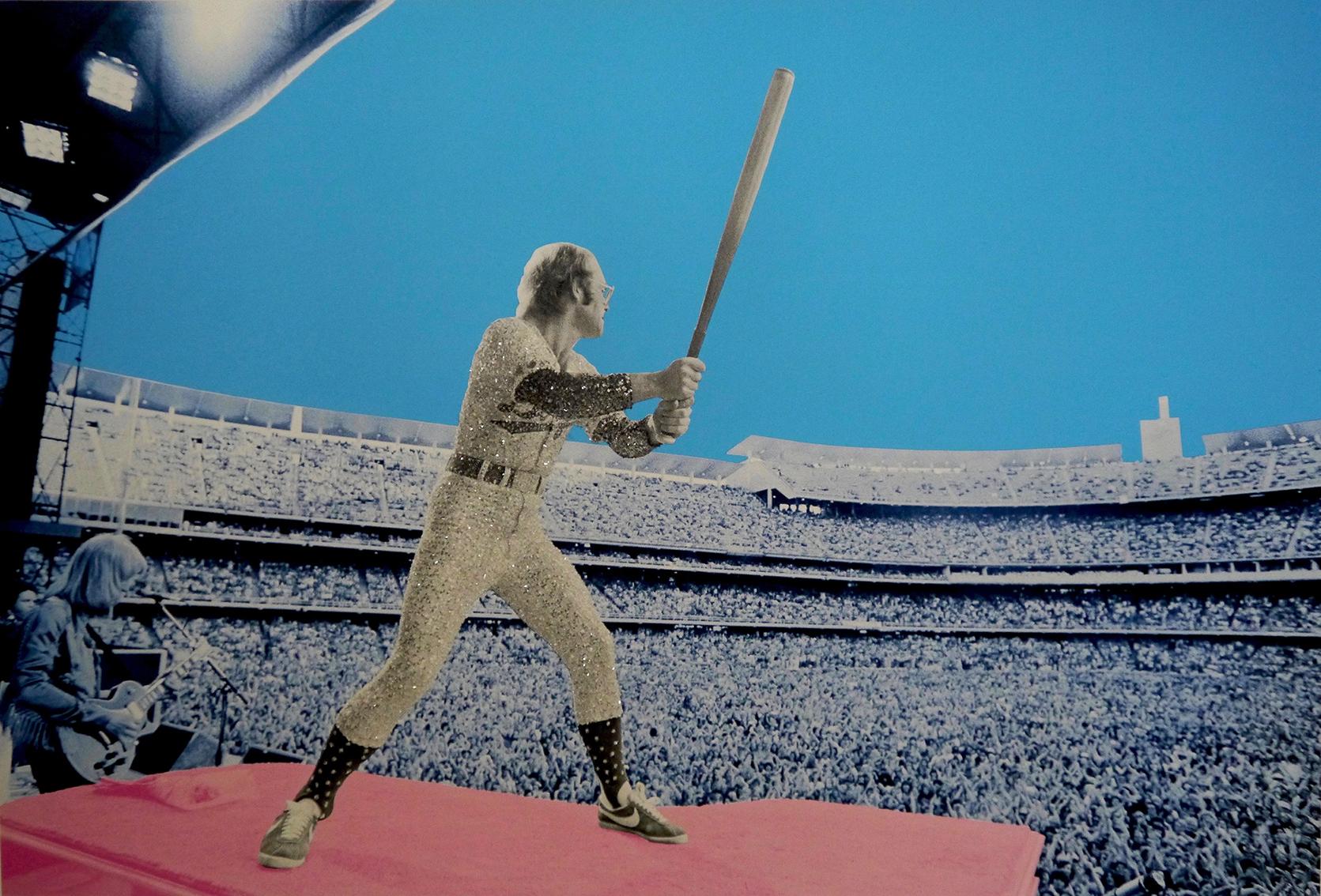 Elton John : Home Run - Dodger Stadium 1975