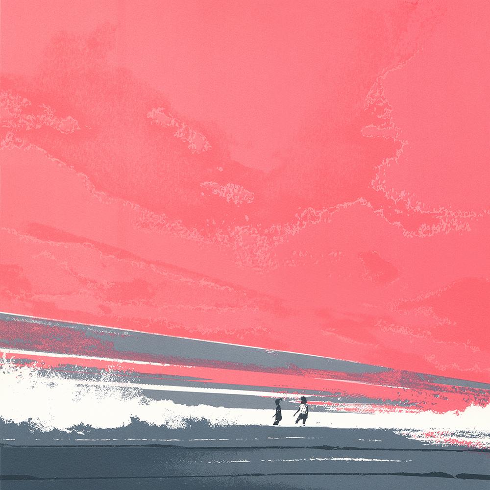 Under a Summer Sky IV