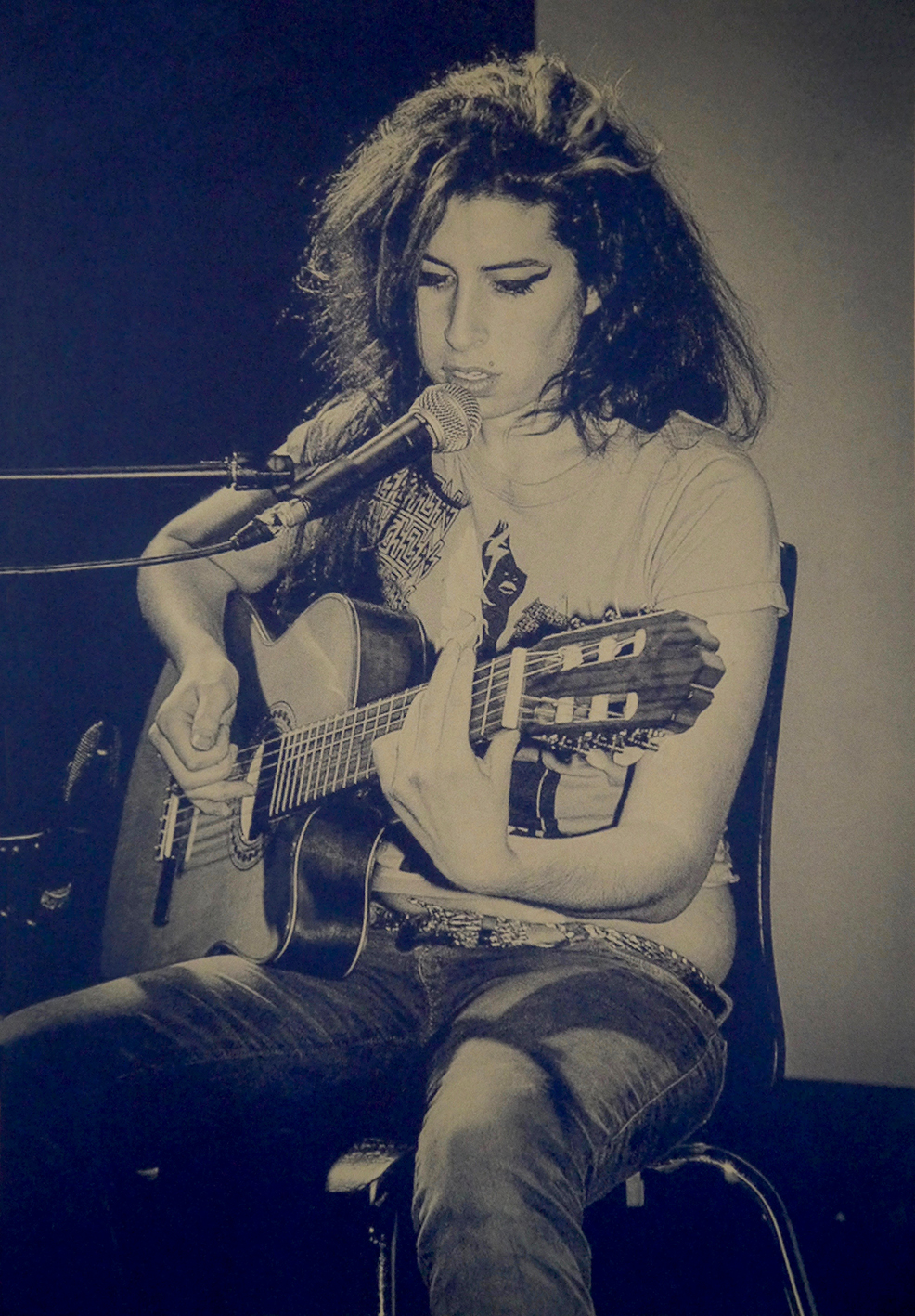 Amy Winehouse I, II and III