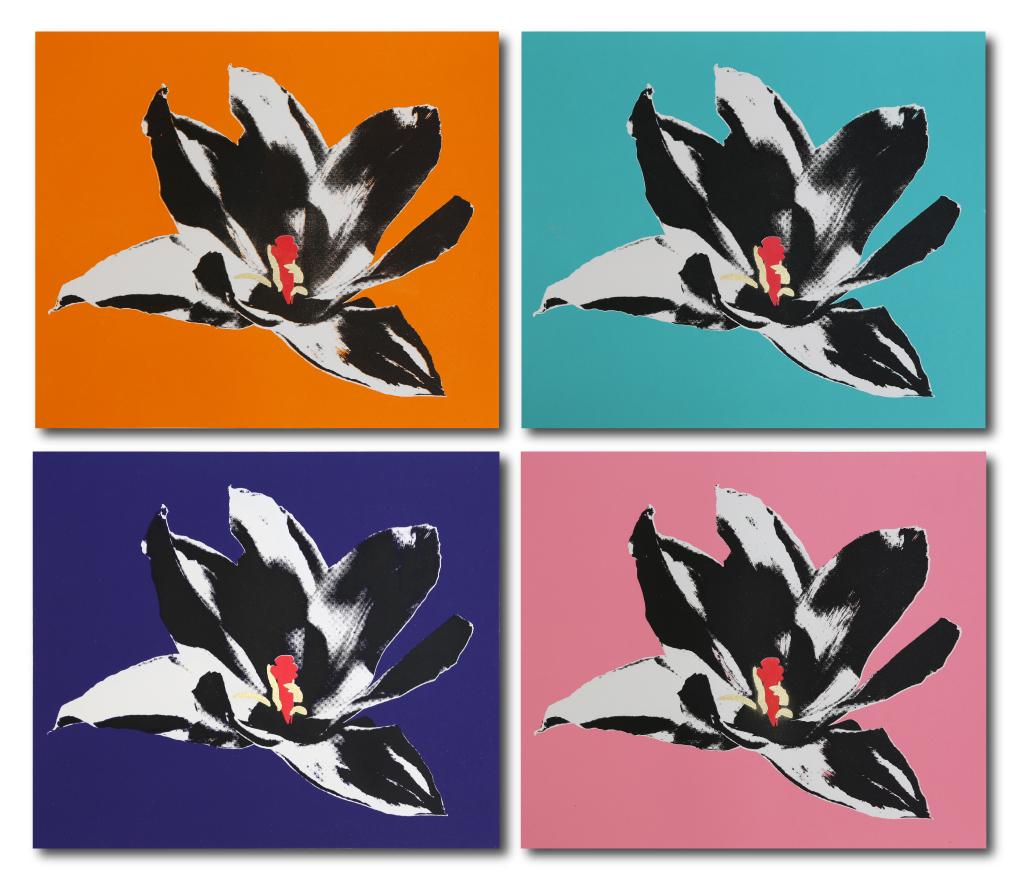 Flower Power (12 colour variations)