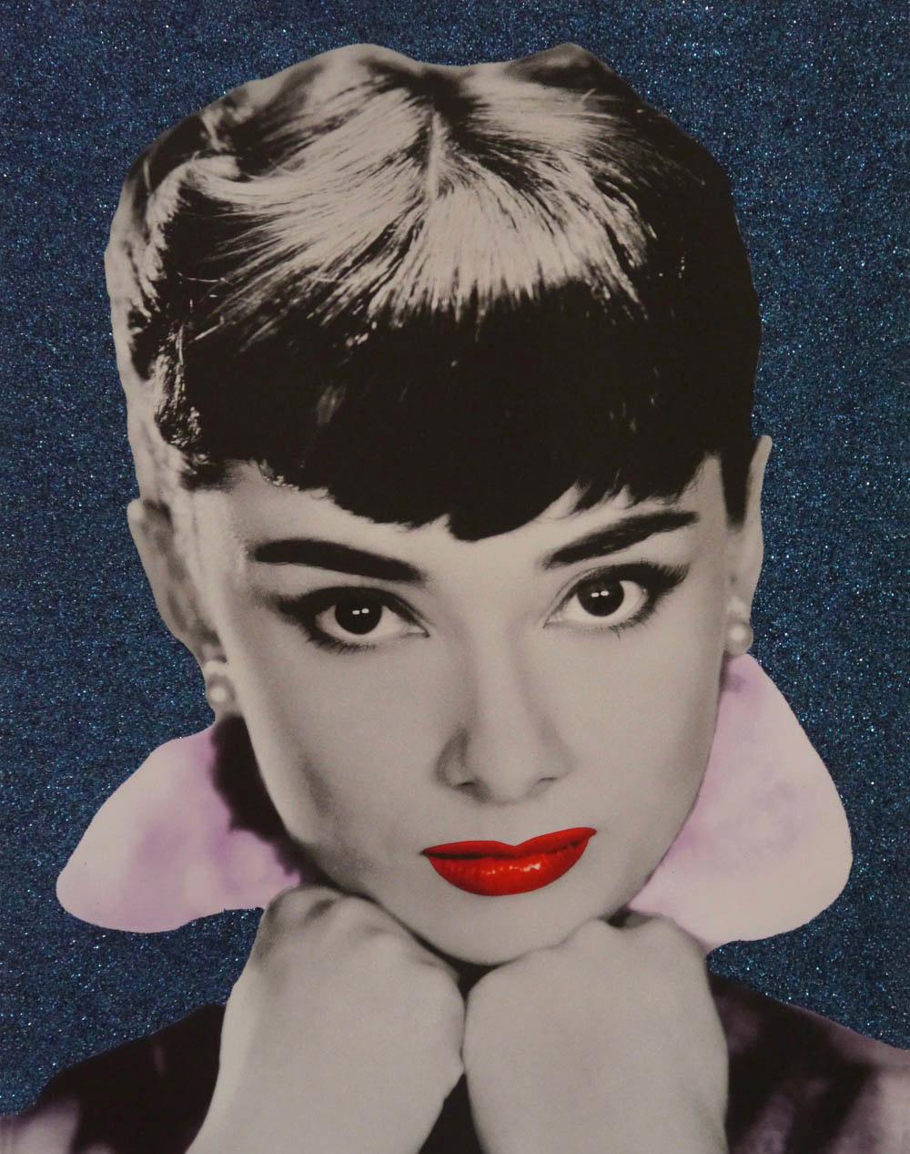 Audrey Hepburn I, II, III and IV