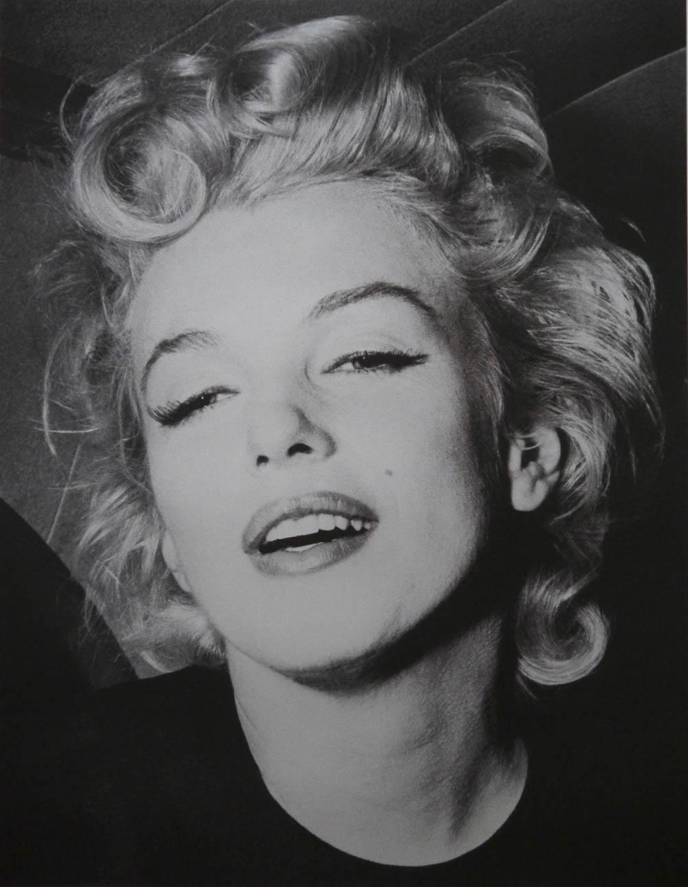 Marilyn Monroe - Silver
