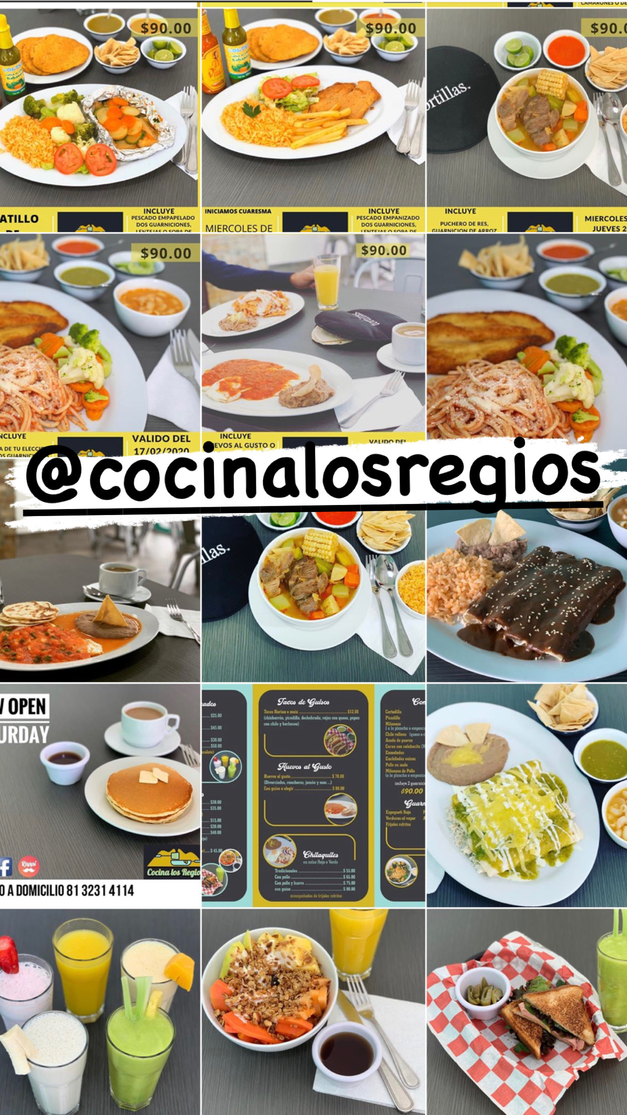 Cocina Los Regios