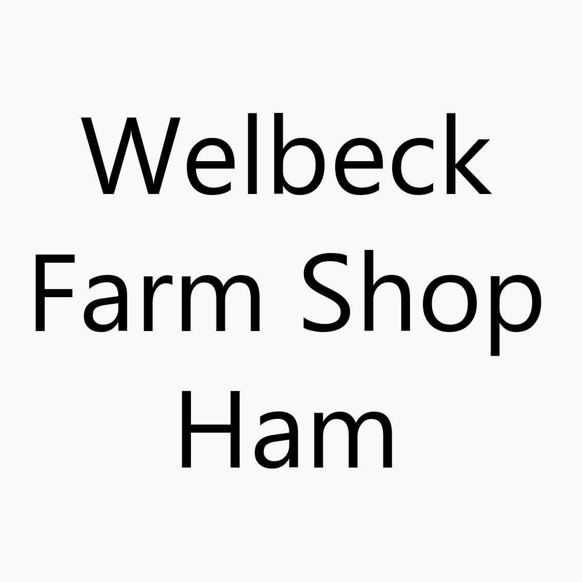 Welbeck Farm Shop Ham