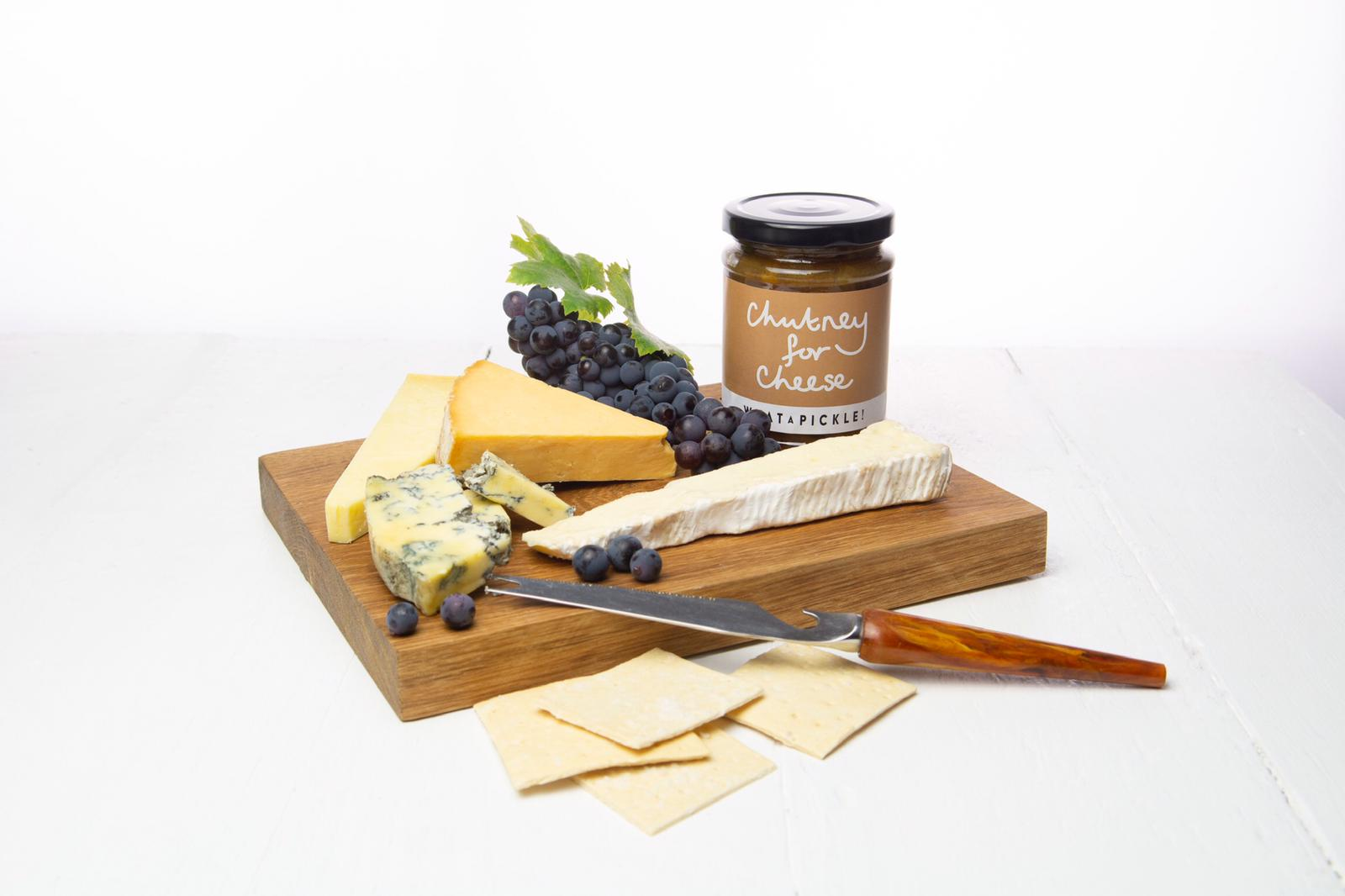 Chutney for Cheese and Crackers Gift Box