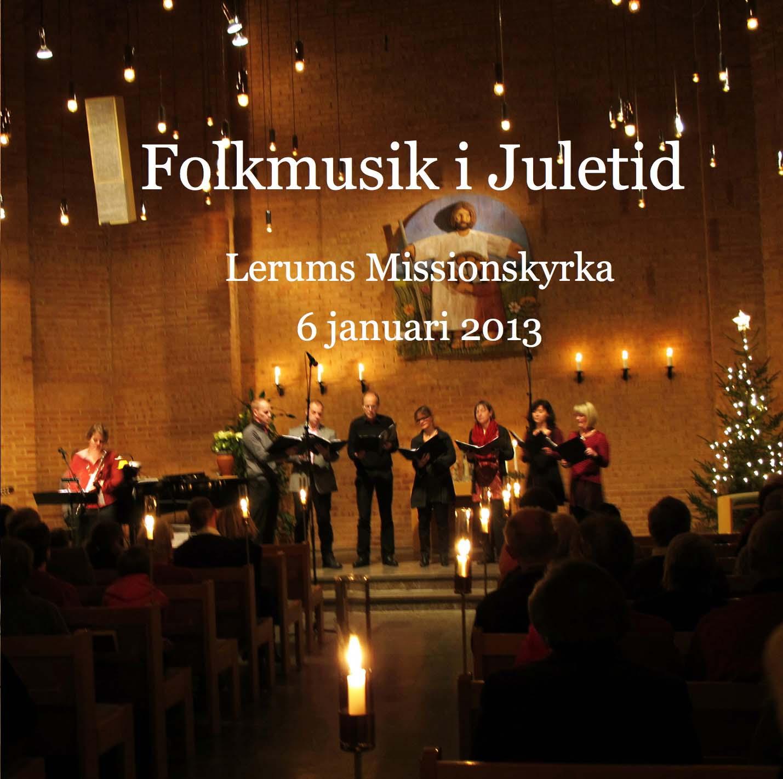 Folkmusik i Juletid - CD