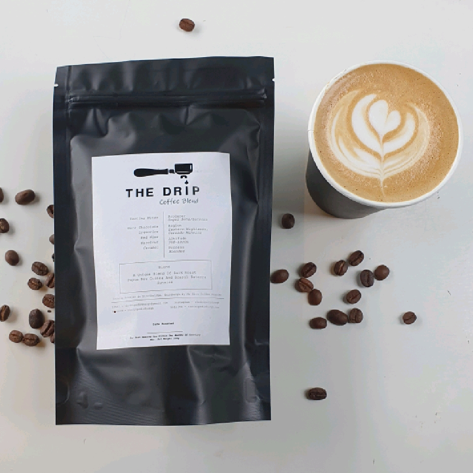The Drip Coffee Blend 100g
