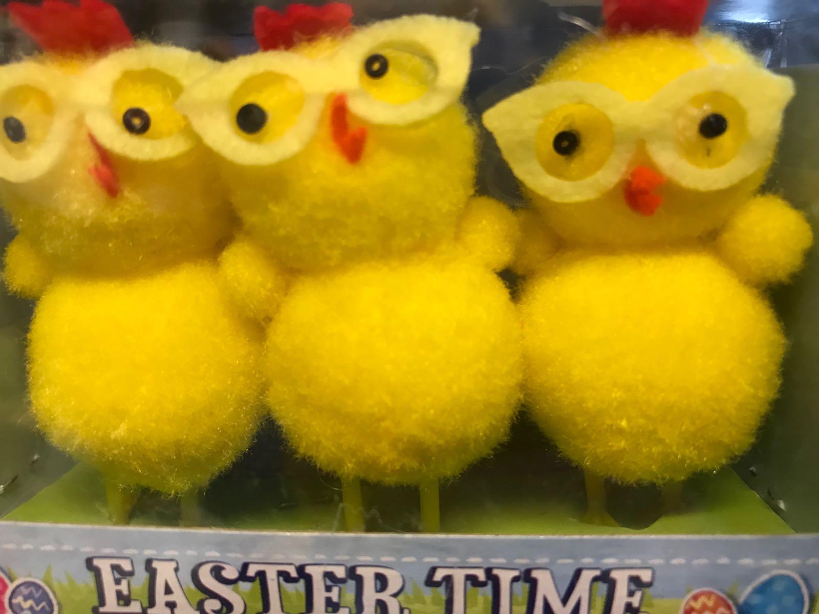 Kycklingar 3-pack