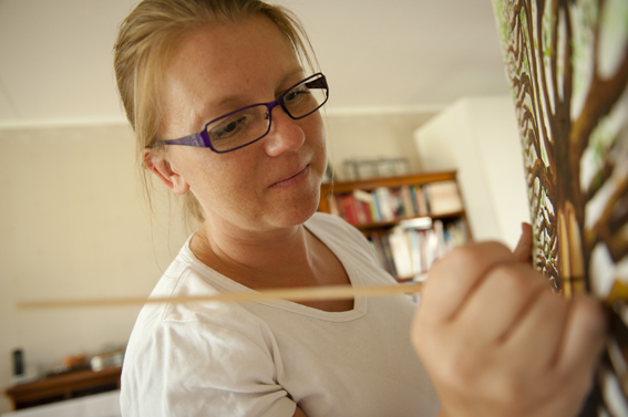 Anna Murgia - Creator of Unique Family Trees