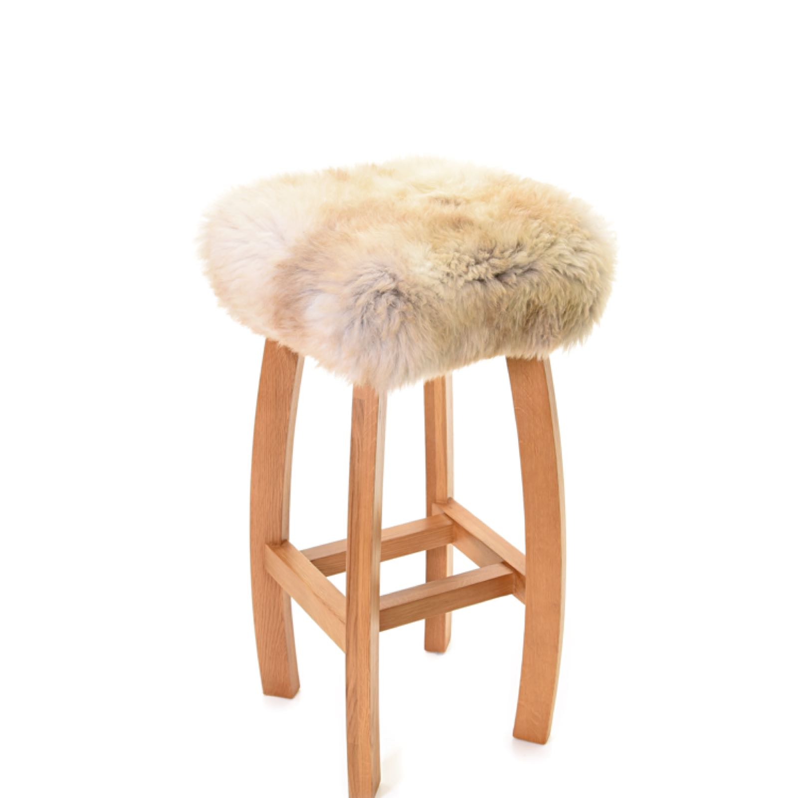 Baa bar stool Gwyn oak 175cm x 40cm
