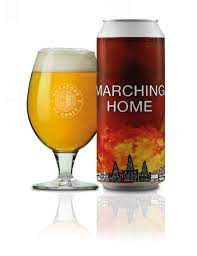Marching Home 8%